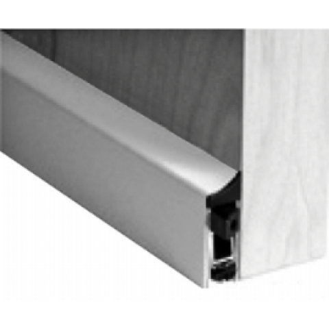 Acoustic Seals - Surface Mounted Dropdown Seal